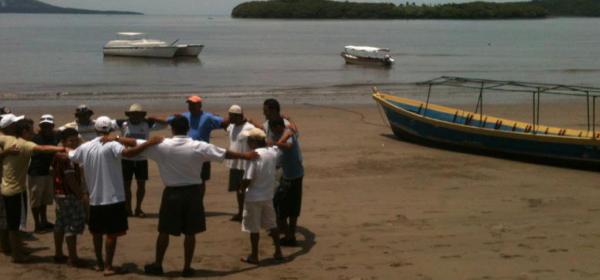 Fortalecimiento de capacidades para el diseño y promoción de experiencias identitarias en el Golfo de Fonseca