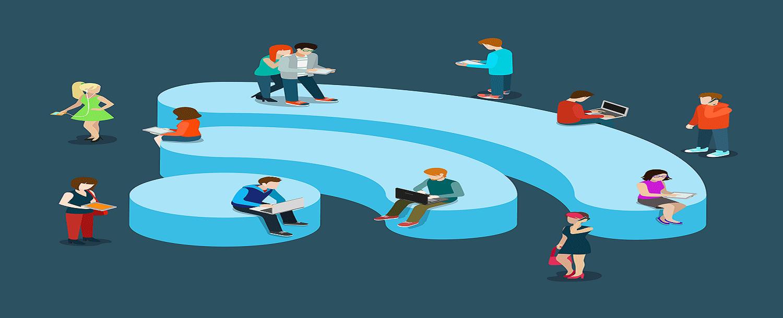 Comunicación en red para el desarrollo sostenible