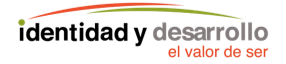 Logo Identidad y Desarrollo