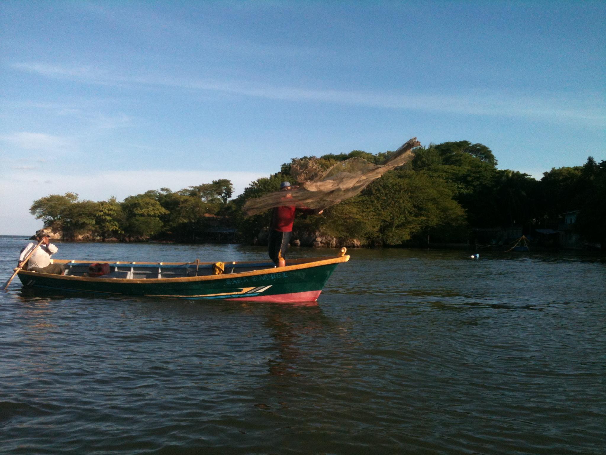 Turismo Cultural Pesca El Salvador