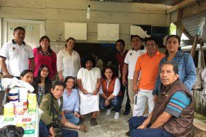 Proyecto comunitario Naha