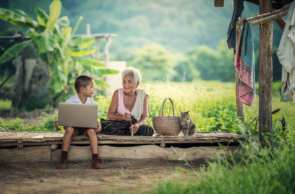 Comunicación efectiva intergeneracional