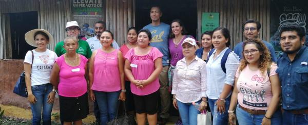 Promoción del turismo alternativo de la región Sur Sureste de México.