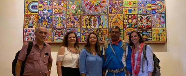 Experiencias wixárika en Zacatecas