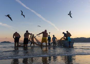 Ejercicio Interlocutores enredados pescadores