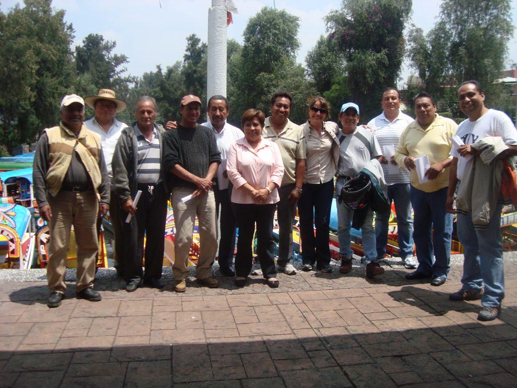 Participantes en Rutas Alimentarias