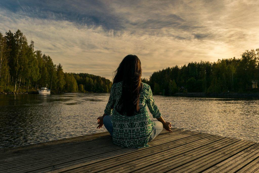 Meditación para el pensamiento positivo